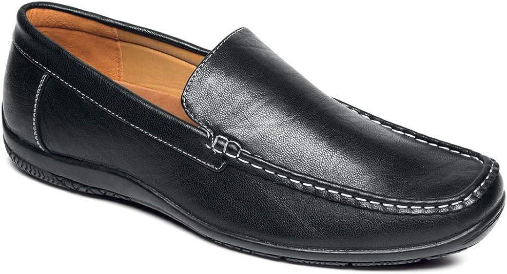 Mens Wide Fit Driving Shoe: Amazon.co