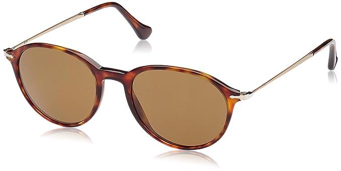 Persol PO3125S Sonnenbrille Orange / Tortoise 96/56 51mm Z3E0WV45