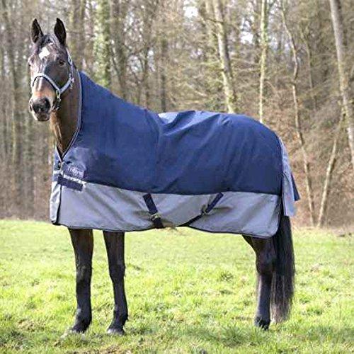 Blanket for Horses with High Neck Tyrex 600 D Blankets for Horses equit' M