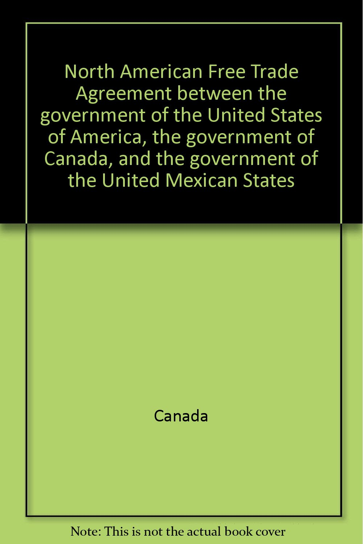 North American Free Trade Agreement Nafta Annex 3022 Tarriff