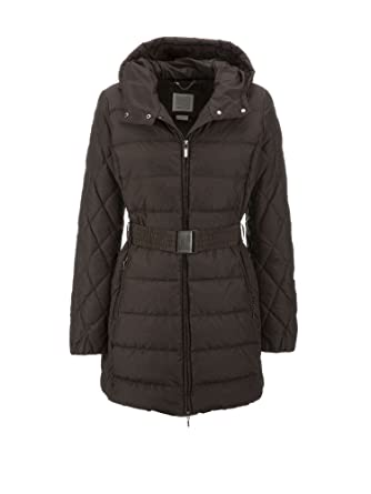 a1cfefd3c1 Geox W6425F T0407 Down jacket Women Brown 54: Amazon.co.uk: Shoes & Bags
