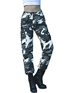 Amazon.com  Army Universe Orange Camo Cargo BDU Pants Hunters ... eb90f7a0d4a