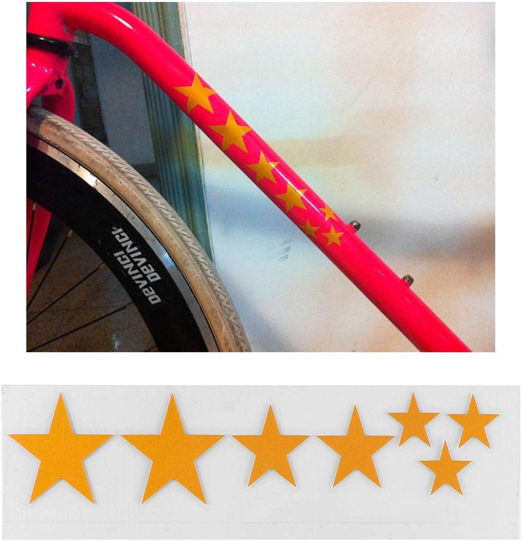 Vosarea Bicicleta Bicicleta Estrella de Cinco Puntas Etiqueta ...