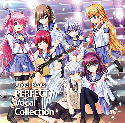 Price comparison product image Angel Beats Perfect Vocal Collection