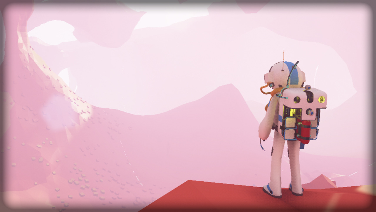 Astroneer - Cooperative Exploration and Building Gameplay