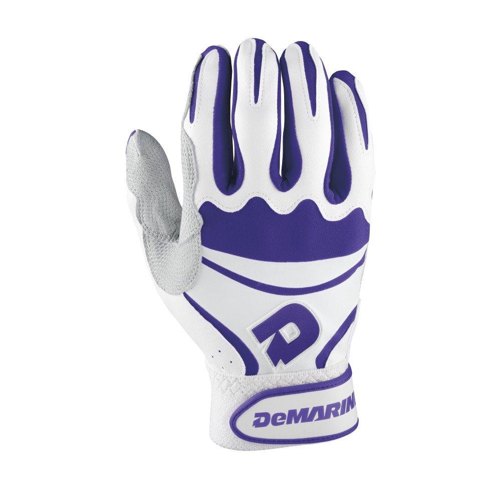 DeMarini大人用Insaneバッティング手袋 B00LN56Y60 3L|パープル パープル 3L