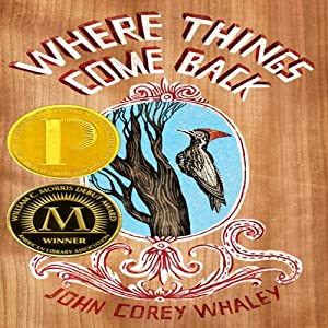 Where Things Come Back Audiobook