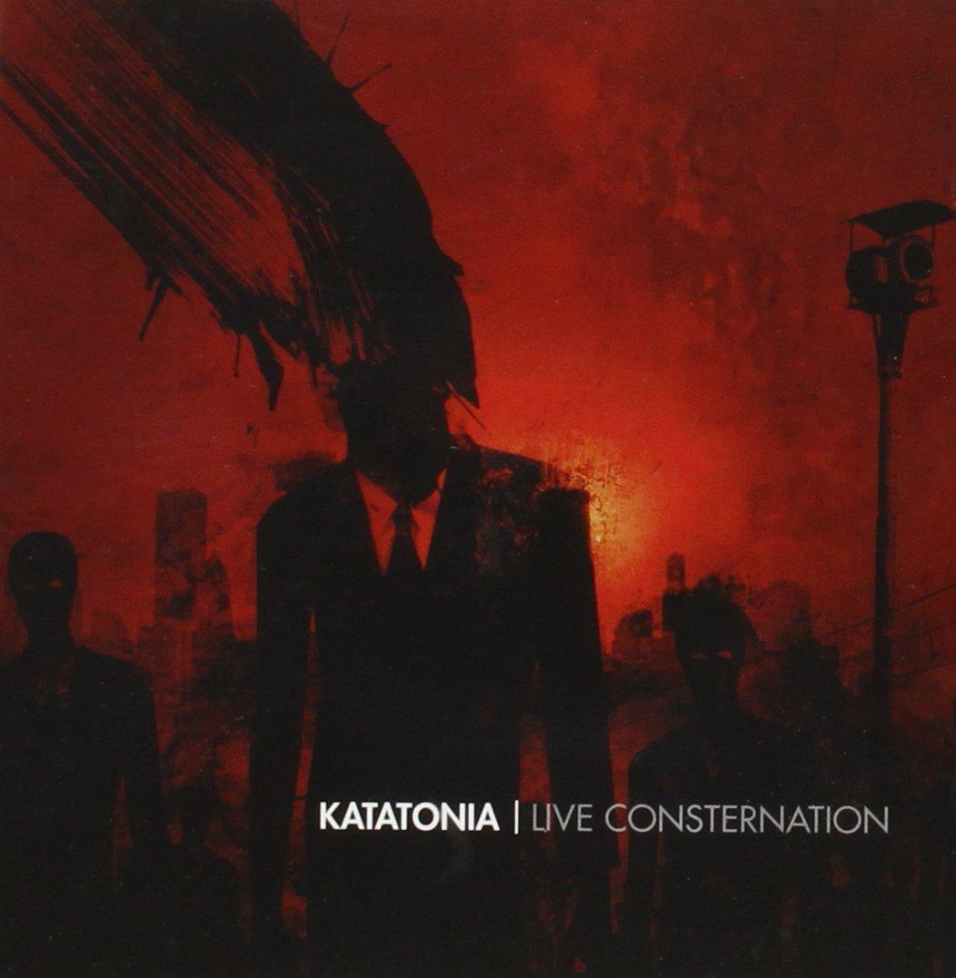Live Consternation ( Cd & Dvd Set ) by Katatonia