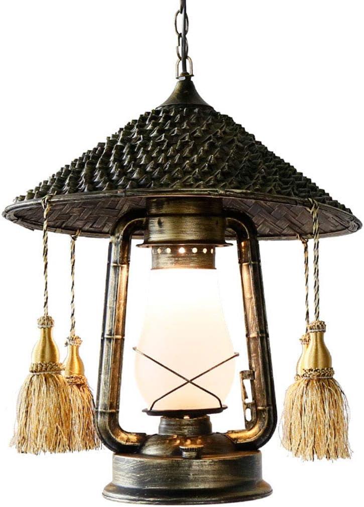 Luces pendientes industriales con la cortina de cristal soplado a mano, ajustable Campana iluminación pendiente para fregadero de cocina, Isla de cocina, comedor, bares y tiendas