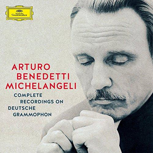 Price comparison product image Michelangeli - Complete Recordings On Deutsche Grammophon [10 Box Set]