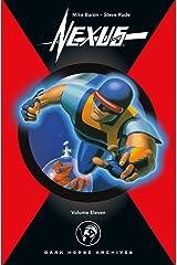 Nexus Archives Volume 11 Hardcover