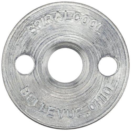 Discs Tiger Cut Altra (Weiler Tiger Disc Nut For Resin Fiber And AL-tra Cut Disc, 5/8