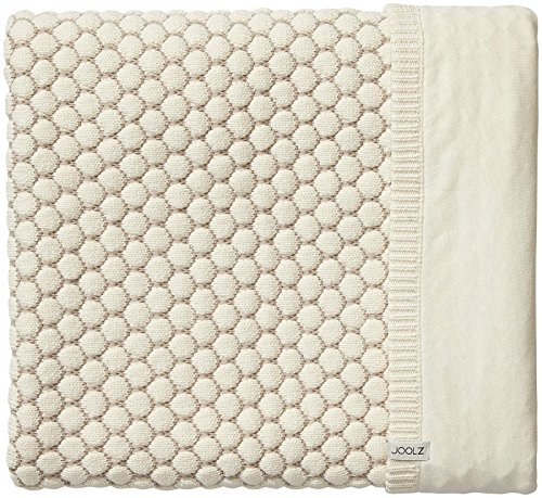Joolz Essentials Honeycomb Blanket, Off White
