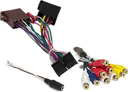 Amazon.com: Jensen 31100216 Harness to Upgrade JRV212T to JRV9000: Car  ElectronicsAmazon.com