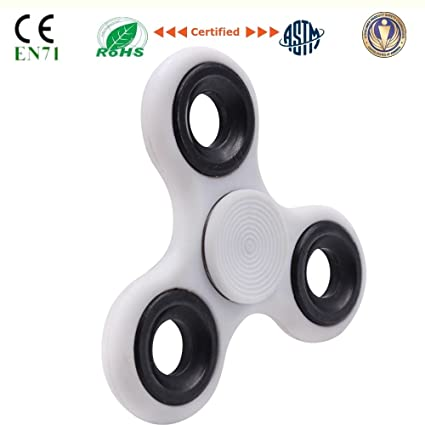 Tri-spinner Fidget Spinner Toy Plastic Edc Hand Spinner For Autism And Adhd Finger Spinner For Autism And Adhd Toys With A Long Standing Reputation Toys & Hobbies Fidget Spinner