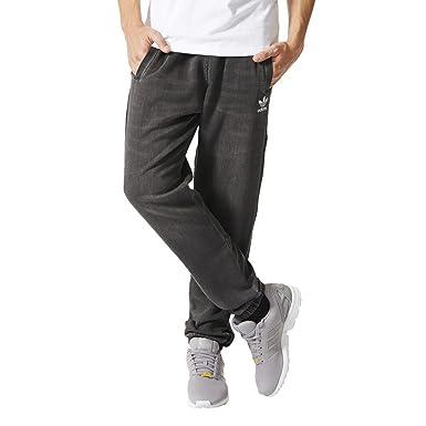 Gris Adidas Denim Slim French Terry Medium Pant Denim wwUPqYT