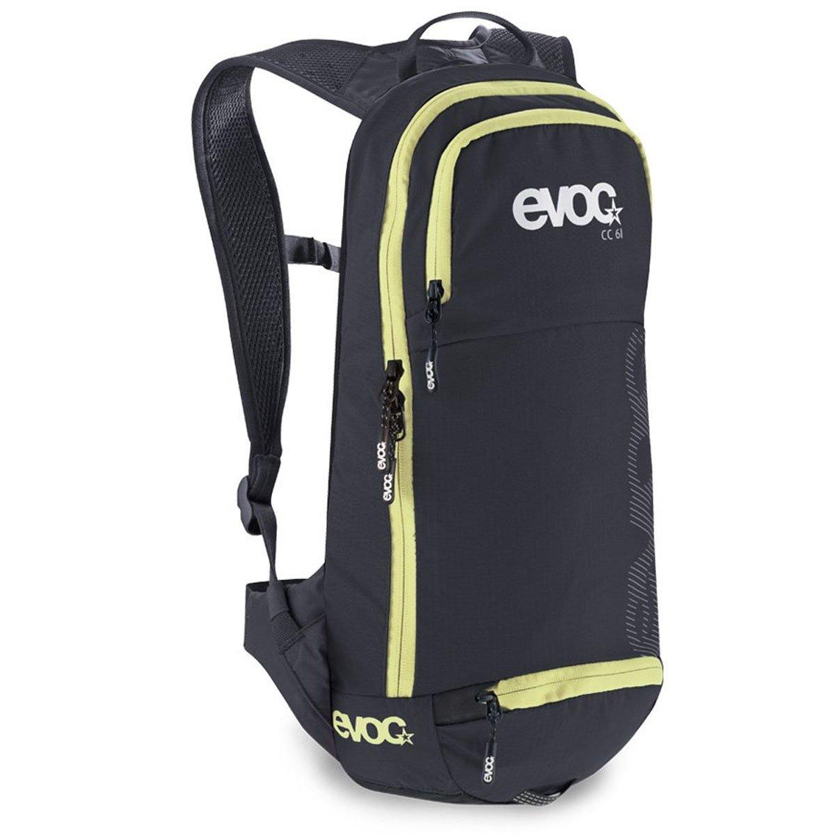 evoc City Commuter-Mochila de hidratació n 6 L, Color Negro EVOC100315100