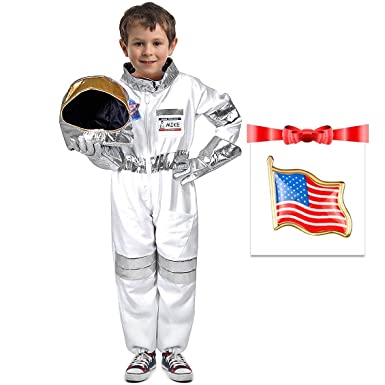 b5d3ff043f7 Image Unavailable. Image not available for. Color  Children s Astronaut  Costume ...