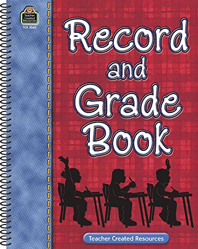 TCR3360 - Record and Grade Book