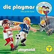 Das große Spiel (Die Playmos 7) | Simon X. Rost, Florian Fickel