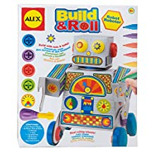 ALEX Toys - Craft Build and Roll - Robot 193R