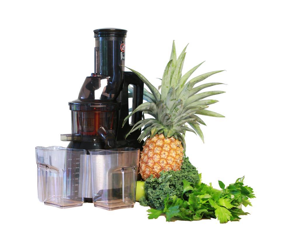 Slow Juicer Optimum 600 : Optimum 600 Whole Fruit Slow Juicer, Black: Amazon.co.uk: Kitchen & Home