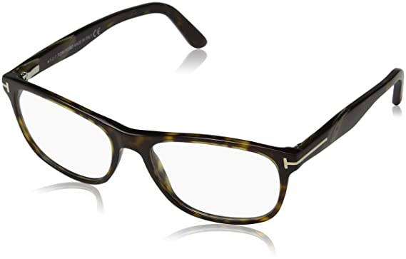 e2536fa3dd93 Image Unavailable. Image not available for. Color  New Tom Ford Eyeglasses  Men TF 5430 Brown ...