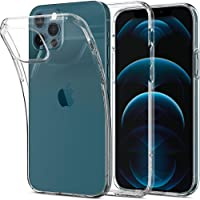 Spigen iPhone 12/12 Pro Case Liquid Crystal - Crystal Clear