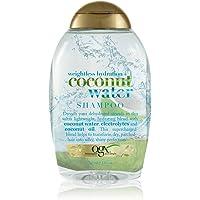 OGX Weightless Hydration, Coconut Water Shampoo, 385 ml