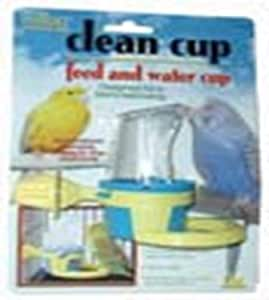 JW Pet Insight Clean Cup Bird Feed & Water Small 10cm