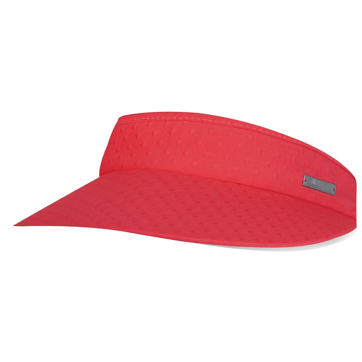 adidas Golf Adistar Swerve Women's Visor Shock Red