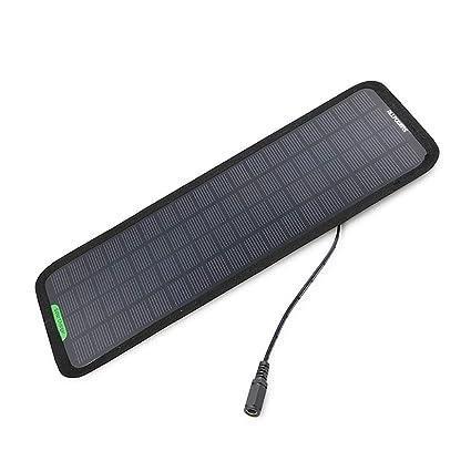 WAHHY El Panel Solar, Cargador eficiente Solar del Coche ...