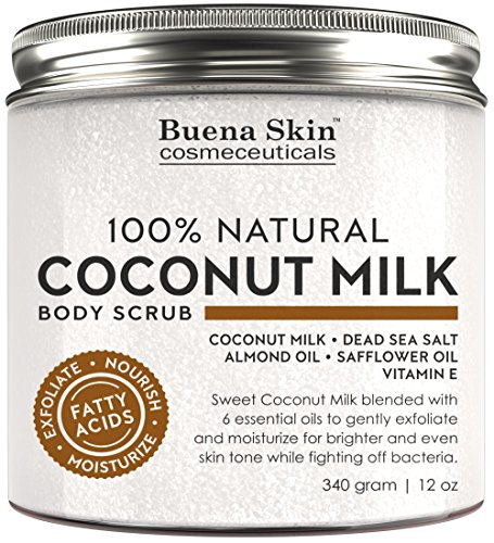 Coconut Face Scrub - 7