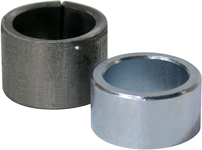 CURT 21201 Trailer Hitch Ball Hole Reducer Bushing Reduces 1-1//4-Inch Diameter to 1-Inch Stem