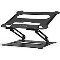 Besign LS05 Aluminum Laptop Stand, Ergonomic Adjustable Notebook Stand, Riser Holder Computer Stand Compatible with…
