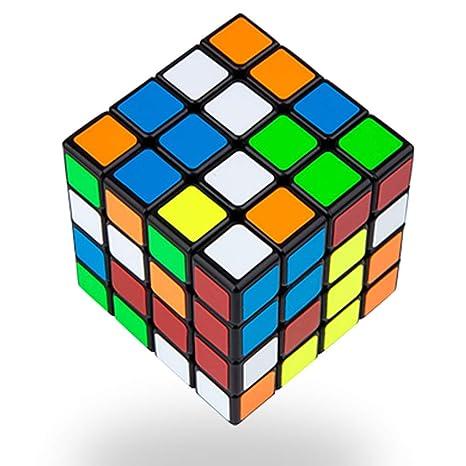 Buon Natale 4x4.Buself Cubo Di 4x4 Magico Originale Speedcube Idea Regalo Per Natale Compleanno Aziendale