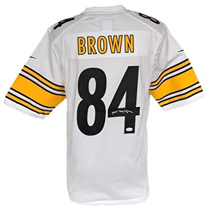 antonio brown framed jersey