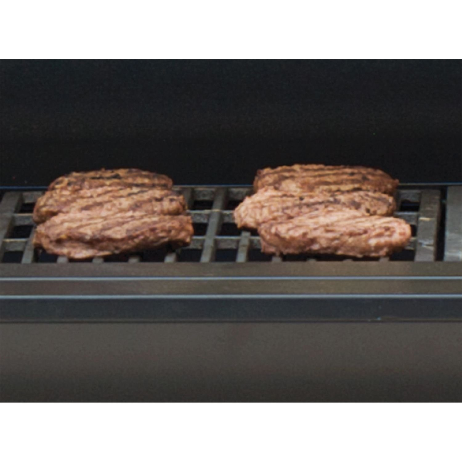Gas & Charcoal Hybrid Grill BBQ Cooking Cast Iron Stainless Steel Party Heavy Duty by MM (Image #2)