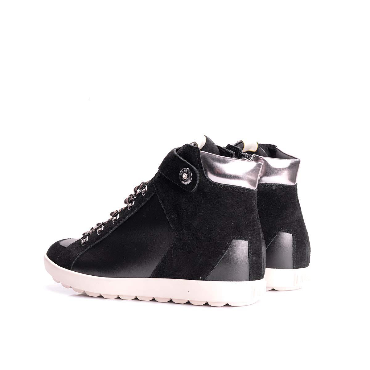 Liu-Jo Sneaker Coralie S65123 - S65123 Coralie P0079 / Seaker Alta Coralie - SIZE: 41(EU) - f6ef79