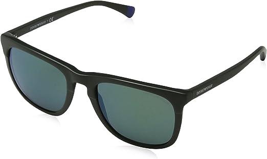 TALLA 53. Emporio Armani Gafas de sol Unisex Adulto