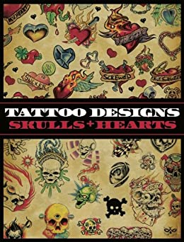 tattoo designs skulls and hearts ebook superior tattoo kindle store. Black Bedroom Furniture Sets. Home Design Ideas