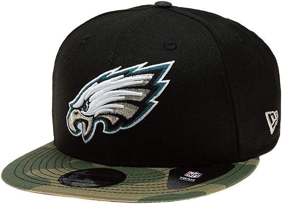 A NEW ERA ERA – Gorra de Philadelphia Eagles – Camo Negro – NFL ...