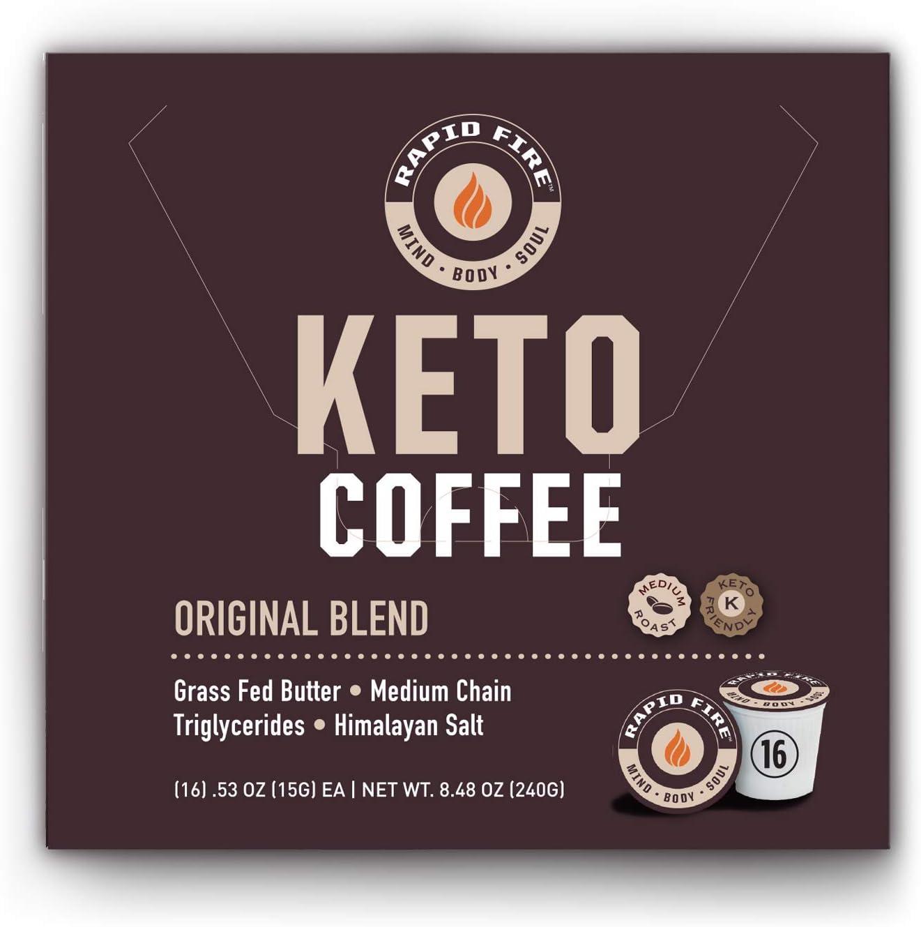 keto diet coffee pods