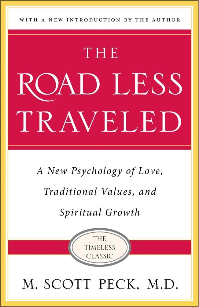 the book the road less traveled
