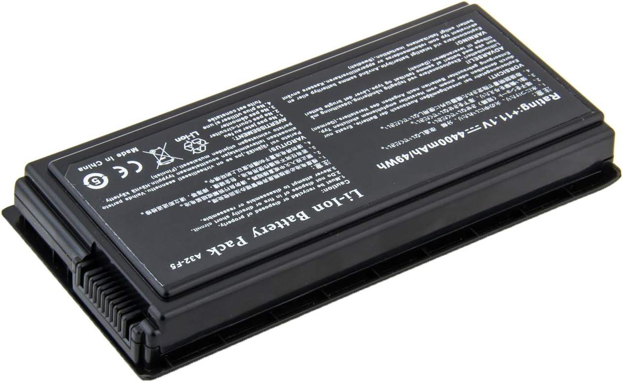 ASUS F5 Series A32-F5 Li-Ion 11, 1V 4400mAh batería Recargable: Amazon.es: Informática