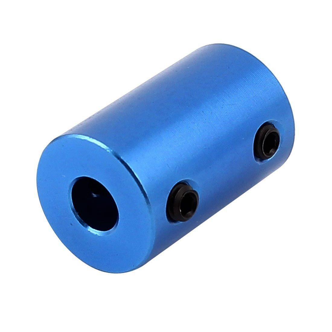 Nrpfell 6mm to 10mm Aluminium Alloy Motor Shaft Coupling Joint Connector, Aluminum Alloy