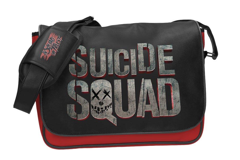 Suicide Squad Logo 36 x 25cm Sac Besace Suicide Squad SD toys 8436535274401