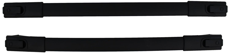 Genuine Kia Accessories 1U021-ADU00 Black Roof Rack Crossbar for Kia Sorento without Panoramic Roof
