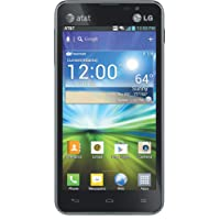 LG Escape, Black 4GB (AT&T)