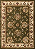 """Well Woven Timeless Abbasi Green Traditional Area Rug 3'11"""" X 5'3″ Review"""